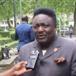 Olenga Nkoy : Le président de la Ceni, C. Nangaa est un sorcier qui ne s'aime pas
