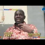 CHAKA KONGO parle du 40 Jours de Papa WEMBA, AMAZONE, haine des Artistes et fait des révélations