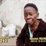 Mère de Marie MISAMU Souffrante et Abandonnée, ses enfants ont détourné l'argent que Maman Olive L. KABILA a donné
