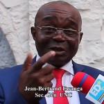 Ewanga : «Au comité préparatoire, on m'a promis un poste de vice Premier ministre » [AUDIO]