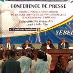 RDC : Elections présidentielles en septembre, le Rassemblement interpelle la CENI
