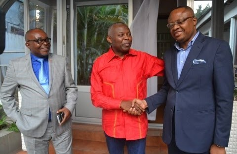 Genval a-t-elle tué l'UNC ? : Rencontre entre Kamerhe, Ewanga et Lubaya après Genval [VIDÉO]
