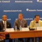 L'alternance démocratique en discussion à Washington: Katumbi devant Atlantic Council