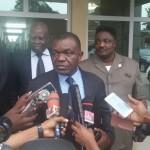 [AUDIO] Freddy Matungulu: « la récusation de Kodjo est maintenue »