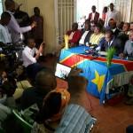 RDC: La Dynamique va exiger la démission et l'arrestation du staff de la CENI