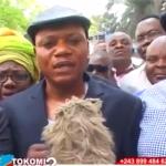 Tokomi Wapi- Mutu akosabino te Ville Morte Ezali, Toko Trahir peuple Jamais !!! [VIDÉO]