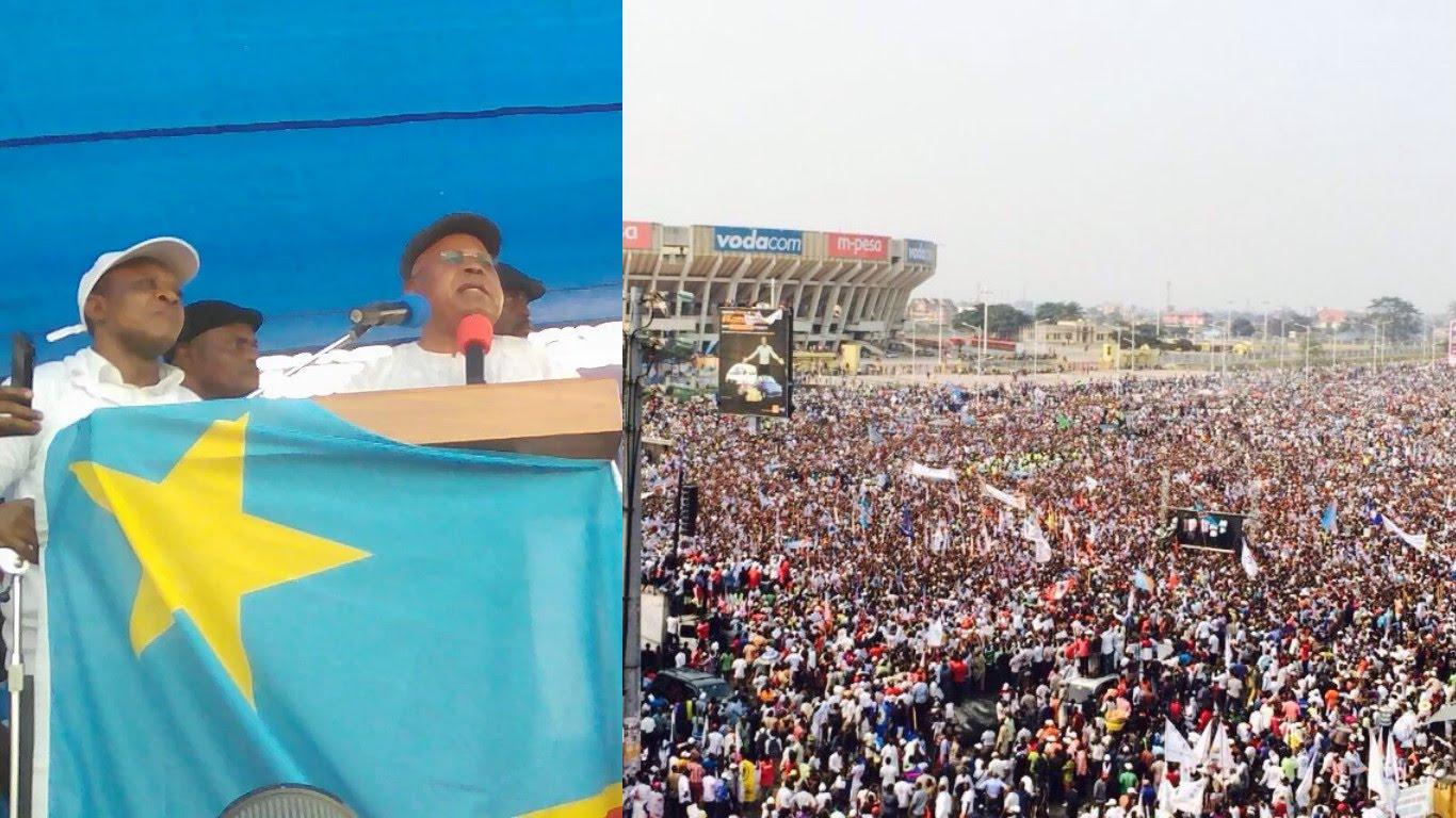 Congolais ont bien compris le message de TSHISEKEDI: «KODJO Traitre 'Kabiliste' et KABILA Préavis»