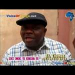 Lisanga BONGANGA apanzi Mpoke sur «Ville Morte» et lancement des Travaux préparatoires du Dialogue