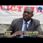 NORBERT LUYEYE : Le temps du Dialogue est révolu et KABILA n'a pas droit à un préavis de 3 mois