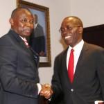 Dialogue : Kamerhe et Thambwe Mwamba scellent le sort de Matata !