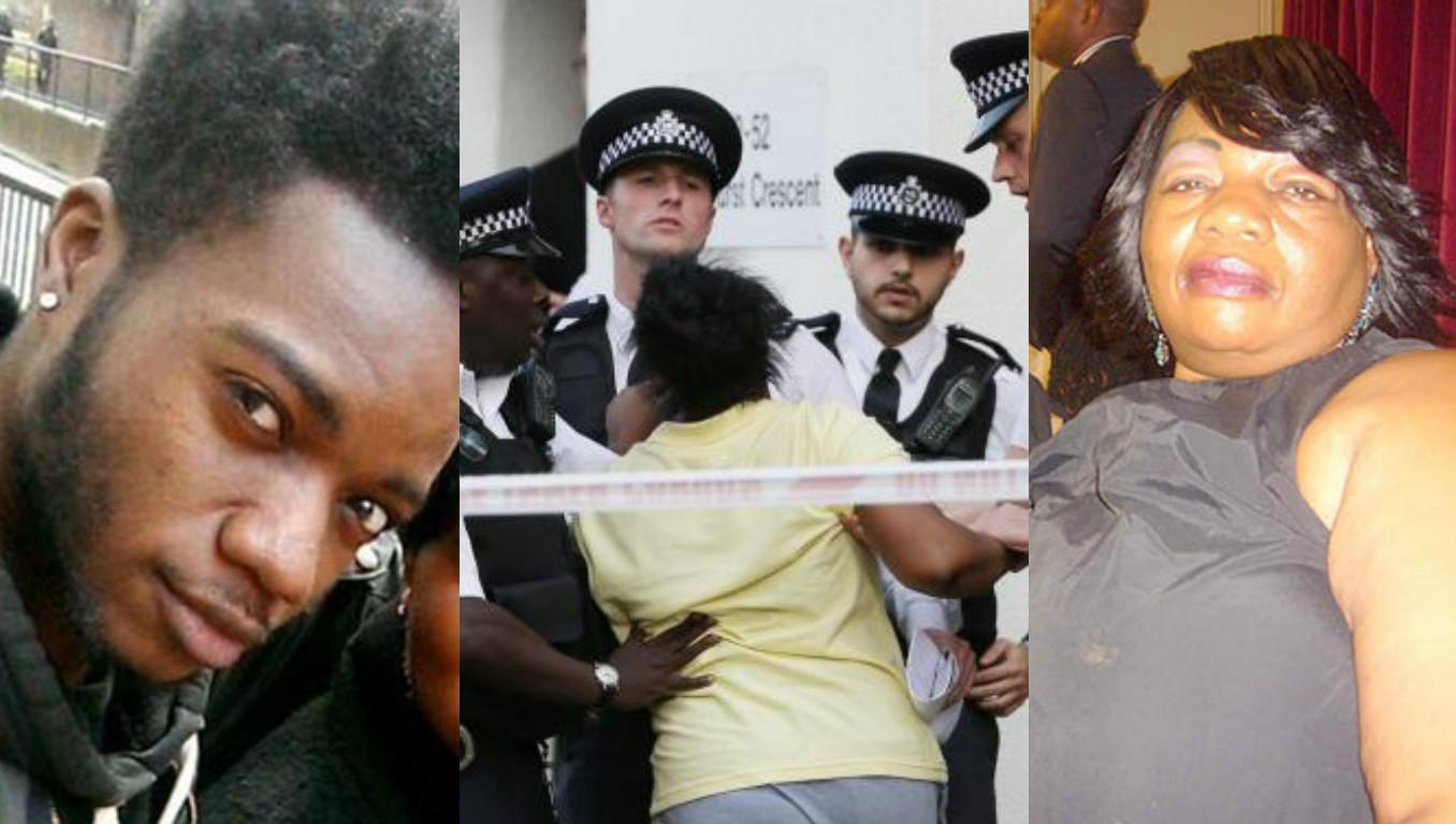 Londres murder