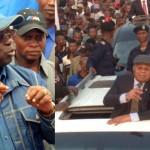 RDC – Meeting d'E. Tshisekedi : tollé contre Kimbuta