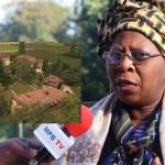 RDC -Justine Kasa-Vubu Candidate à l'Election Présidentielle donne sa Biographie. [VIDÉO]