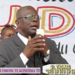 B.MAVUNGU: «Président (KABILA) reste en fonction jusqu'à l'installation du nouveau président élu» [VIDÉO]