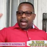 Charly Luboya: TSHISEKEDI ne peut jamais vendre l'UDPS à KATUMBI, KAMERHE partage le Gateau avec KABILA