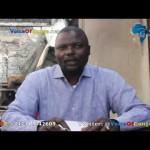 E.OKUNDJI dénonce l'Arrestation de B.TSHIBALA. L'UA & SADC veulent nous imposer l'inconstitutionnalité
