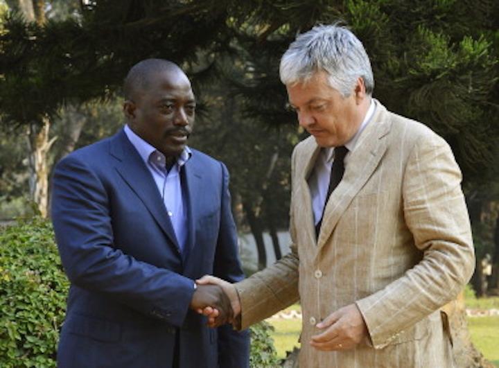 DRCONGO-DIPLOMACY-BELGIUM