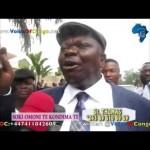 Lisanga BONGANGA: Seul Etienne TSHISEKEDI a le secret du Dialogue, chez le Voisin rien ne marche !