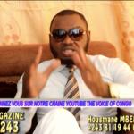 COLÈRE! RADEK à J.KABILA: Le Congo n'a plus besoin de Roi fainéant qui prend en Otage le Peuple!