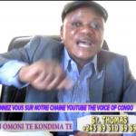 J.M.KABUND: Si KABILA dit qu'il n'a pas violé la Constitution, carrément il ne sait pas lire la Constitution!