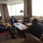 Formation du gouvernement: Échange entre le Premier Ministre Samy Badibanga et Vital Kamerhe