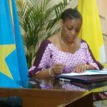Suite au mot d'ordre de J.P BEMBA, Eve BAZAIBA Signe l'accord de la CENCO [VIDEO]