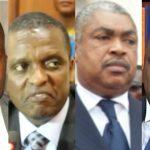 RDC: Badibanga, Ruberwa, Makila et Bussa contre l'accord du 31 décembre