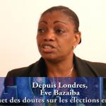 Bazaiba revient sur les compromis à la CENCO et émet des doutes sur les élections en 2017.
