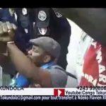 Exclusivité- Camera cachée, transfert de Franck Diongo de Ngaliema à la prison Makala