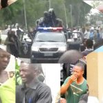 E.TSHISEKEDI n'est plus: La Population refuse au General KANYAMA l'accès à la résidence de l'UDPS