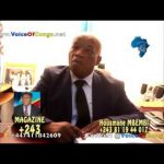 G.MOKIA: hommage à TSHISEKEDI, Akokende MATANGA Te, atiki ba Militants Voyous+Akomi Patron Opposition