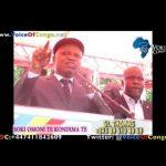 JM KABUND FACE AUX COMBATTANTS AKEBISI KABILA: TSHISEKEDI AFUKI, MAKASI EZA YA KO FAIRE TREMBLER YO