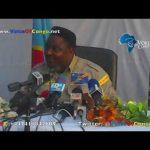 OLENGHA NKOY agressé par les Combattants de l'UDPS ? il s'explique et cite les Noms [AUDIO]