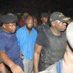 Arrestation de Ne Muanda Nsemi par le Général Kanyama et ses hommes [PHOTOS]