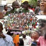 La Base de l'UDPS rejette la Décision de KABUND et veulent faire dégager KABILA maintenant!