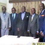 Réconciliation du RASSEMBLEMENT ? MATUNGULU, KIAKWAMA réjoignent Felix TSHISEKEDI et LUMBI
