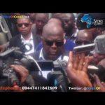 Le Rassop contourne l'interdiction de son meeting du 03 septembre en mobilisant autour de l'arrivée de Felix Tshisekedi