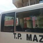 Un bus de TP Mazembe caillassé quelques heures avant le match contre V Club