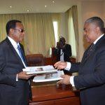 Remise et reprise sobre entre Bruno Tshibala et Samy Badibanga