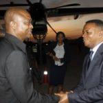 A Kananga, Emanuel Shadary annonce l'arrivée de Kabila