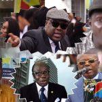 FÉLIX en EU: Parlement Débout en colère contre Combattants de NGBANDA et KIMBUTA pona Ya TSHITSHI