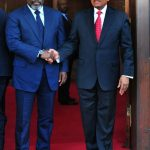 Pour Jacob Zuma la situation politique et sécuritaire en RDC est maintenant stable..et c'est grace à Kabila