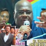 FELIX TSHISEKEDI NA JEUNESSE/UDPS: «ESENGELI KOLONGA BOBANGI..TOZA MUSIKA TE YA KOBENGANA KABILA»