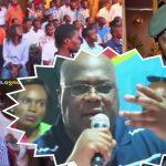 FELIX TSHISEKEDI: « NAZO BANGA KABILA TE! PE NAKO BANGA YE JAMAIS, 31 DÉCEMBRE IL DOIT PARTIR !!! »