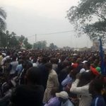 La base de l'UDPS se mobilise pour l'enrôlement de Felix Tshisekedi