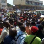 A Goma la marche des mouvements citoyens atteint son objectif, le memorandum lu devant la Ceni