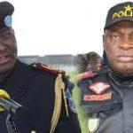 Kanyama et Bisengimana remplacés à la tête de la Police
