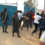 Lambert Mende dement l'incursion des FARDC dans une base de la Monusco, malgrès les images à temoin