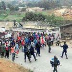 Attaque du 07 Aout : Les assaillants armés de calibre 12 ont été dispersés à coup de gaz lacrymogène! (Police)