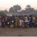 Une grande partie de Kinshasa sans approvisionnement en eau depuis quelques jours, et ça va s'enpirer…